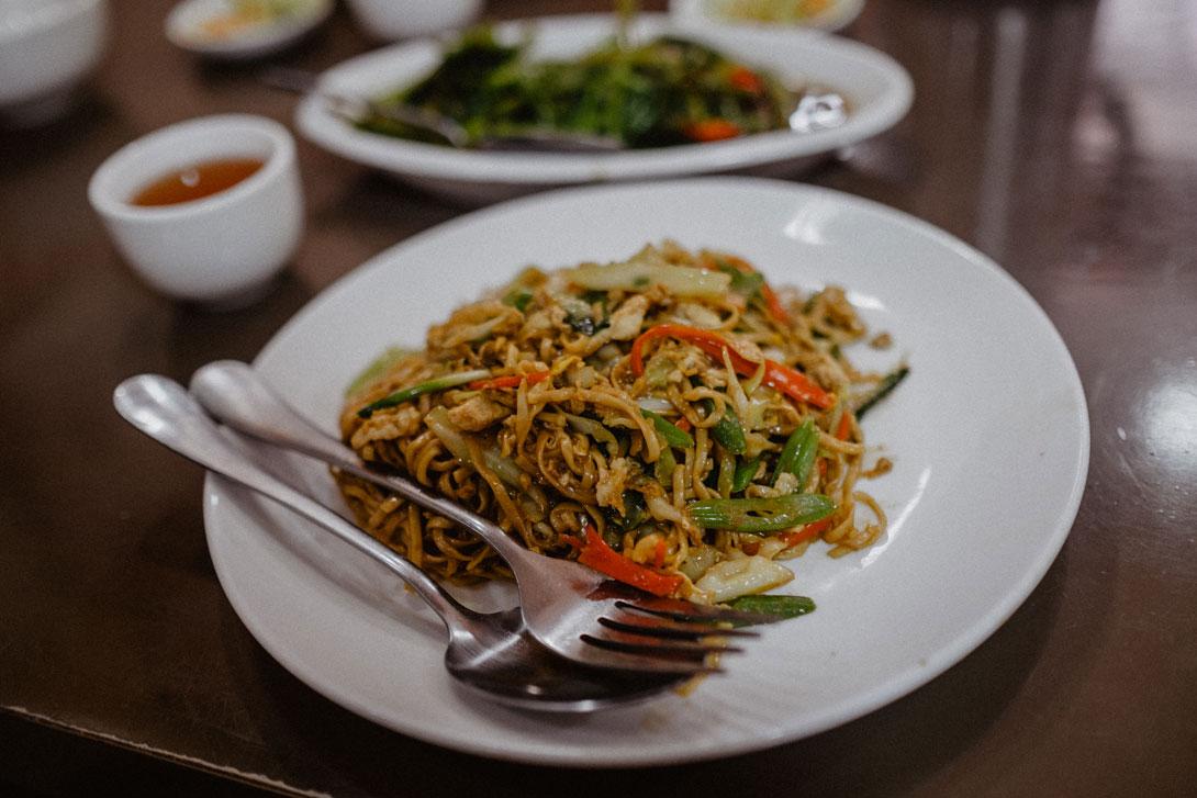 Nudle v Shan Noodles
