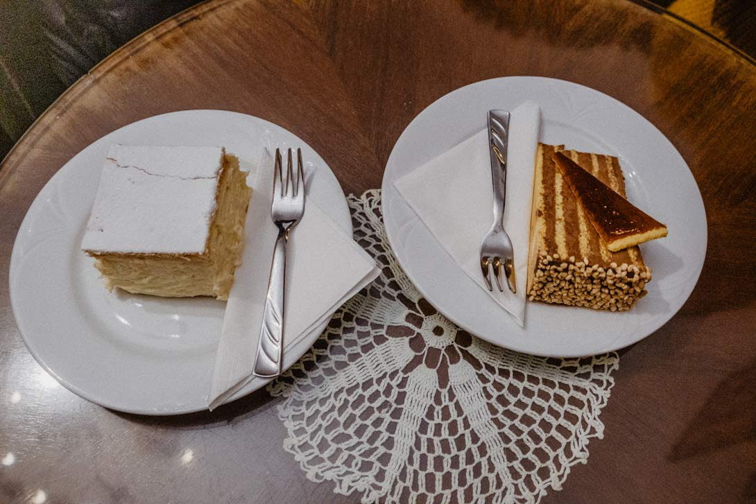 Dobešův dort musíte ochutnat
