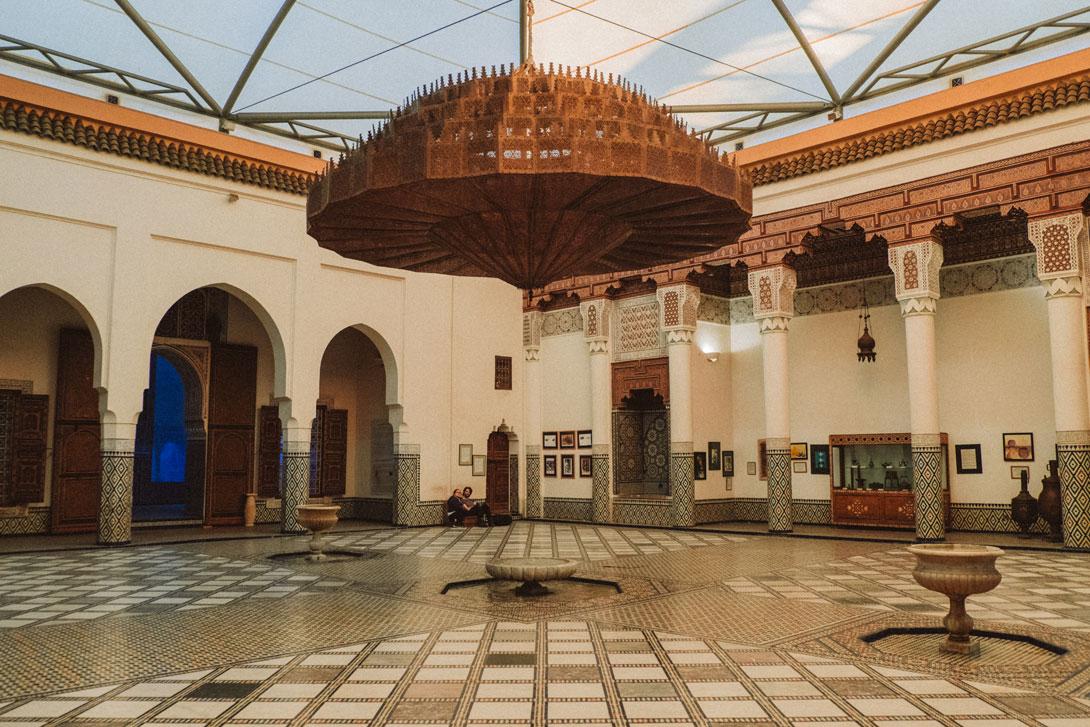 Architektura v Maroku je dokonalá